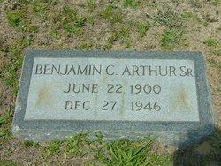 Benjamin Arthur, Sr
