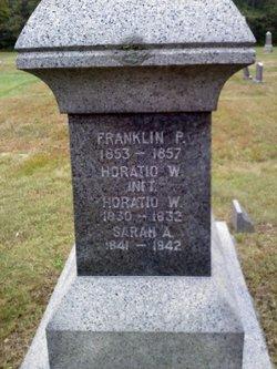 Franklin P Alden