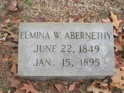Elmina A. Abernethy