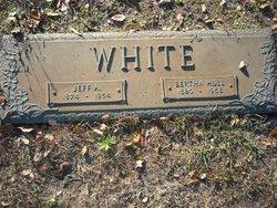 Bertha <i>Hull</i> White