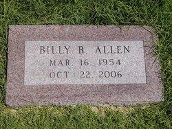 Billy Burl Allen