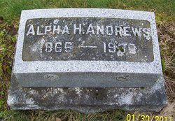 Alpha H. Andrews