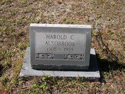 Harold C Alsobrook