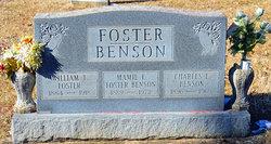Charles Ernest Berry Sub Benson