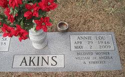 Annie Lou <i>McCollum</i> Akins