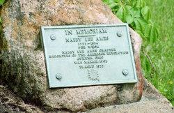Nabby (Abigail) Lee <i>Johnson</i> Ames