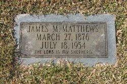 James M. Matthews