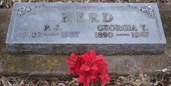 Georgia <i>Taylor</i> Herd