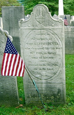 Capt Elijah Dewey