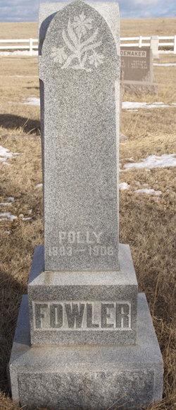 Polly <i>Fowler</i> Roper
