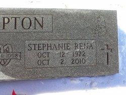 Stephanie Rena <i>Harper</i> Hampton