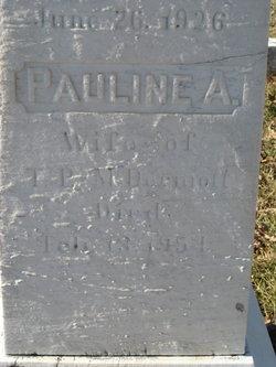 Pauline Alexandrine <i>Parks</i> McDermott