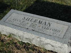 Lucy Pearl <i>Echtinaw</i> Sherman