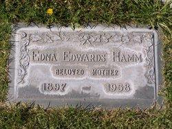 Edna <i>Edwards</i> Hamm