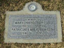 Mary Hand Burton
