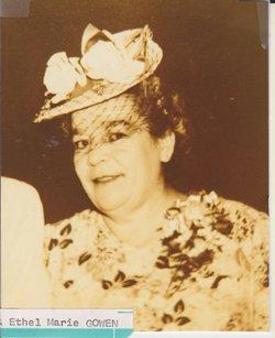 Ethel Mary <i>Clifford</i> Gowen