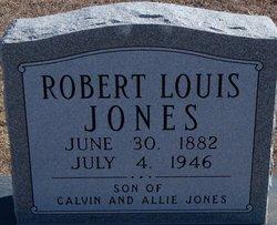 Robert Louis Jones
