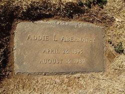 Addie L. Abernathy