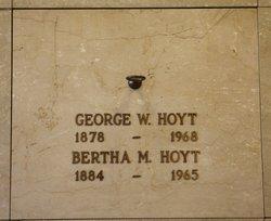 George W. Hoyt