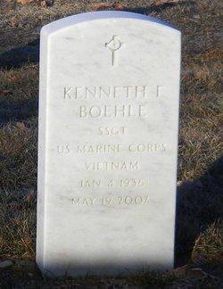 Kenneth F Boehle