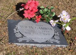 Alicia Gamboa