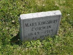 Mary Louise <i>Kingsbury</i> Corwin