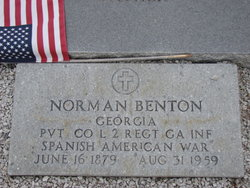 Norman Benton