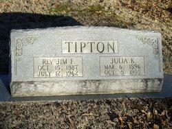 Julia K Tipton