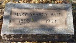 Mary <i>Searcy</i> Ball