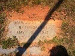Margaret <i>Parks</i> Betenbaugh