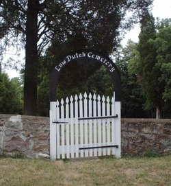 Northern Low Dutch Cemetery
