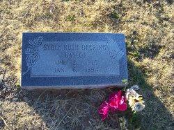 Syble Ruth <i>Deering</i> Gaylor