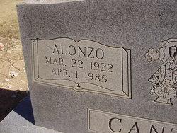 Alonzo Cantu, Sr