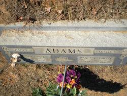 Wanda Voncille <i>Lowrey</i> Adams