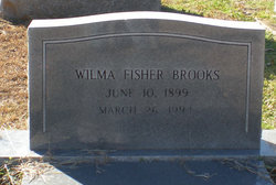 Wilma A. <i>Fisher</i> Brooks