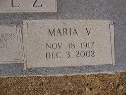 Maria <i>Vasquez</i> Lopez