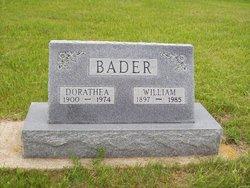 Dorathea Lydia <i>Geiszler</i> Bader