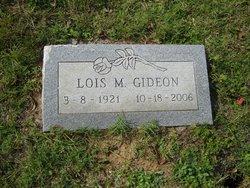 Lois M. Gideon