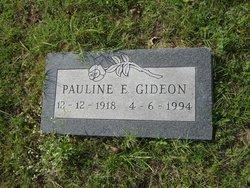 Pauline E. Gideon
