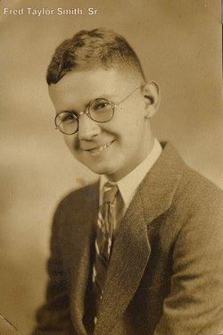Fred Taylor Smith, Sr