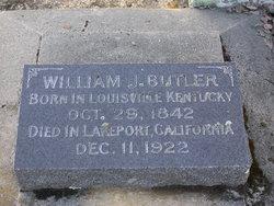 William J Butler