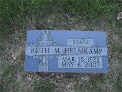 Ruth Marie <i>Spatz</i> Helmkamp