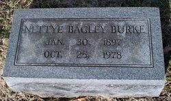 Nettye Jane <i>Bagley</i> Burke