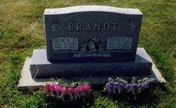 Elsie Emma D. <i>Steinlicht</i> Brandt