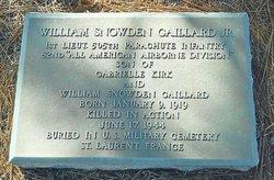 William Snowden Gaillard, Jr