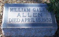 William Galen Allen