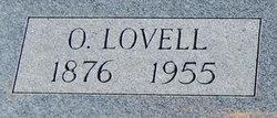 O. Lovell Mottley