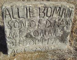 Allie Boman