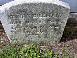 Henry Billman