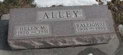 Raleigh O Alley